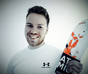 Daniel Schiffner - Physiotherapeut Ski for Lif